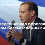 Новости политики: Отзыв о статье Медведева об Украине в газете «Коммерсантъ»